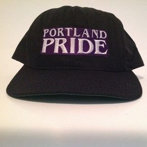 Nike Portland Pride CISL Soccer Hat In Awesome Con